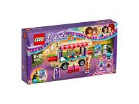 Lego Friends 41129 Furgonetka Z Hot-dogami W Parku