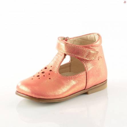 Pomarańczowe baleriny Emel E 2384-4