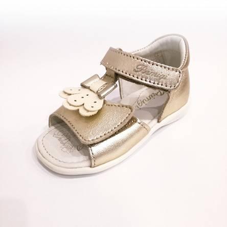 Złote sandały Primigi 1407011