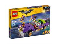 Lego Batman Movie Lowrider Jokera 70906