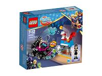 Lego Super Hero Girls Lashina i Jej Pojazd 41233
