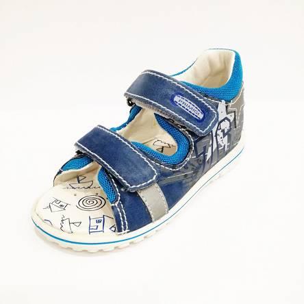 Niebieskie Sandały Primigi 13615/00